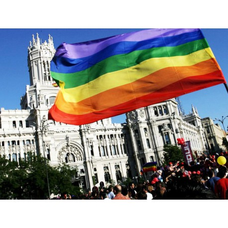 Free LGBT Madrid Tour